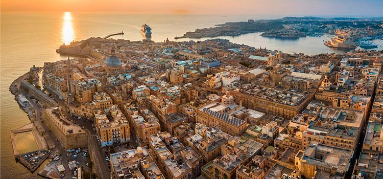 Используйте компанию на Мальте для создания холдинга