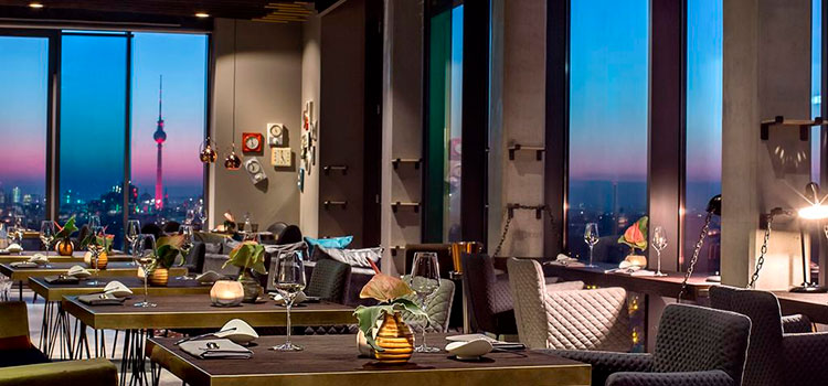 Рестораны Берлина, в которых переехавшие на ПМЖ в Германию могут встретить звезд в 2020 году
