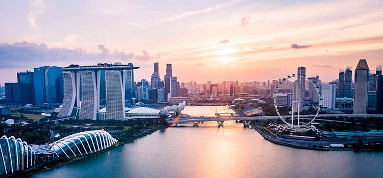 в Сингапуре в 2020 году счёт в местном банке