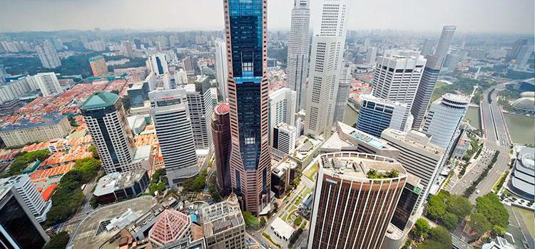 компания в Сингапуре в 2020 году вместе со счётом