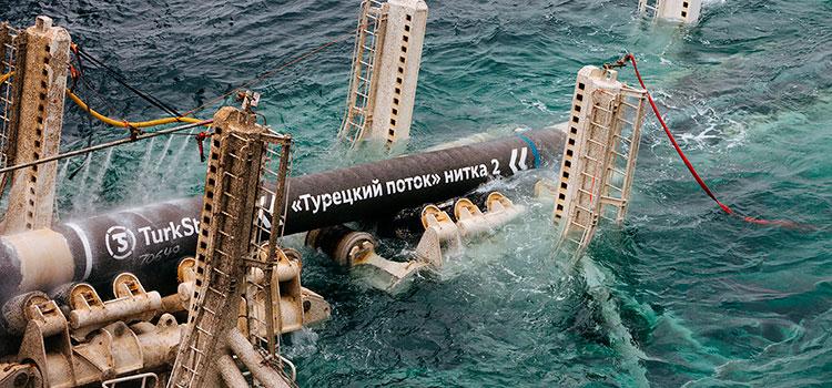 Россия не намерена останавливаться Северному потоку - 2