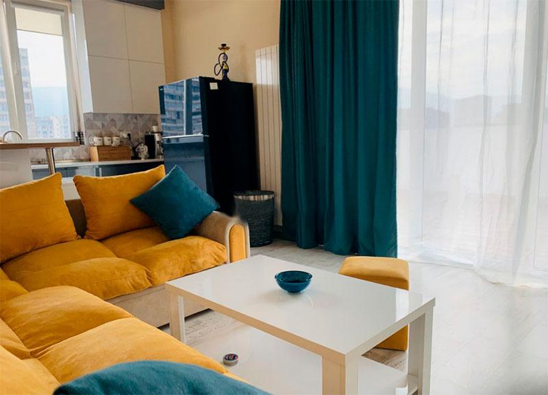 Компактные и уютные апартаменты в Сабуртало