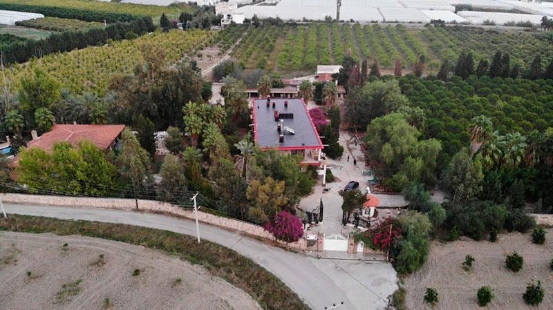Международный бизнес в Турции – цитрусовый сад у морского побережья – от 6 000 000 EUR