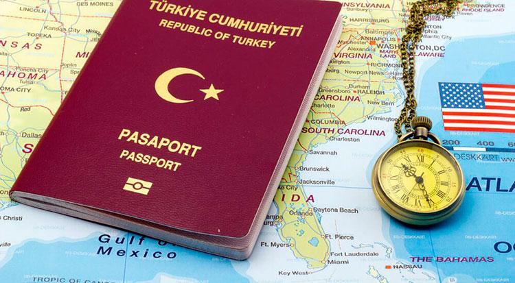 паспорт за недвижимость Турции?