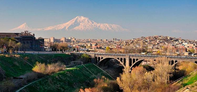 работы на территории Армении