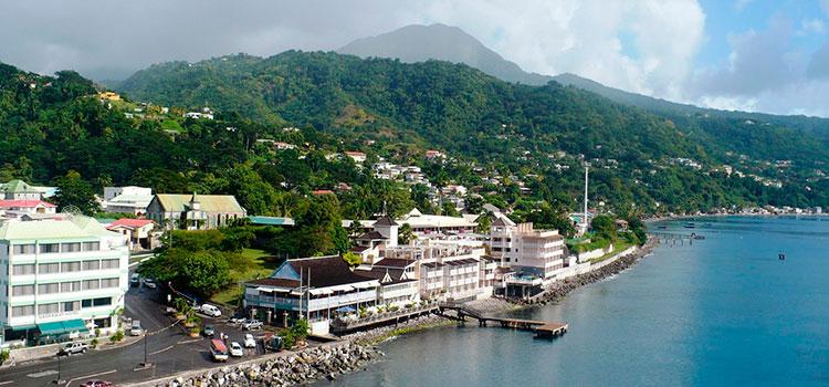 корпоративный счет в банке Доминики