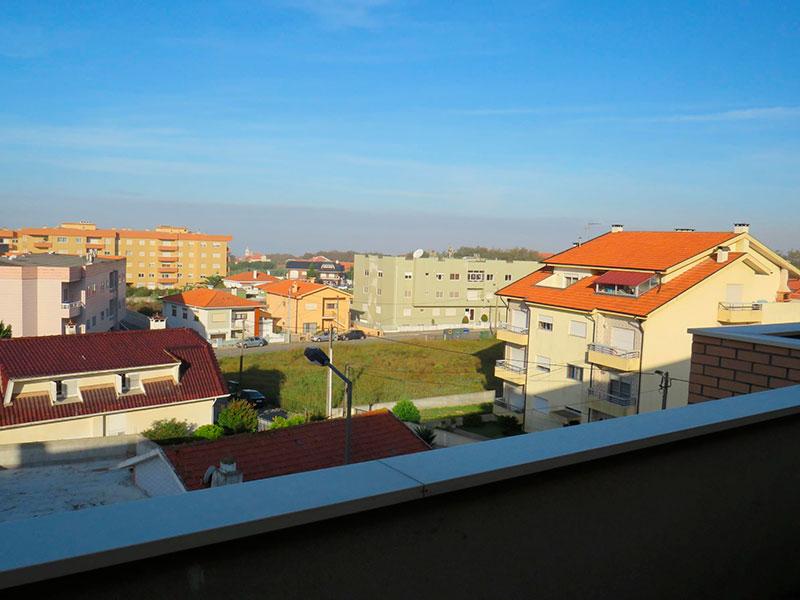 квартира в тихом пригороде Порто