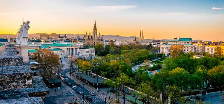 Купить Офисное современное здание в центральной части Австрии (город) — от 11 400 000 EUR