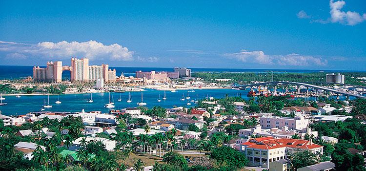 Багамы принять низкий корпоративный подоходный