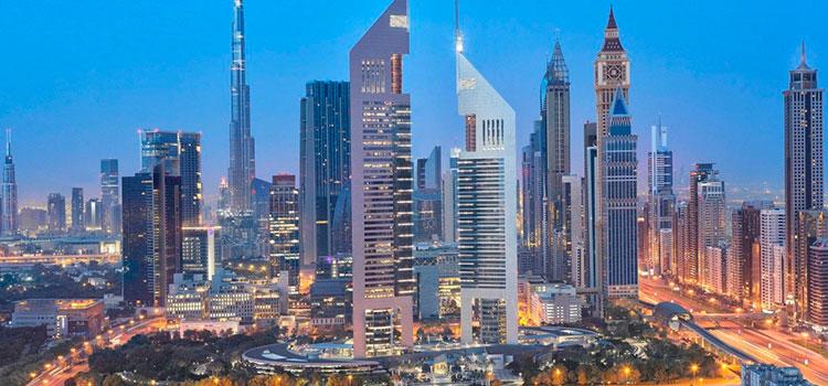 о банковских счетах в ОАЭ