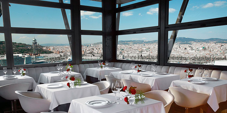 Лучшие рестораны Барселоны, которые нужно посетить на 14 февраля