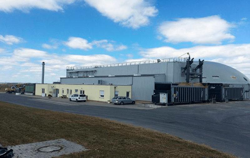 установка по производству биогаза