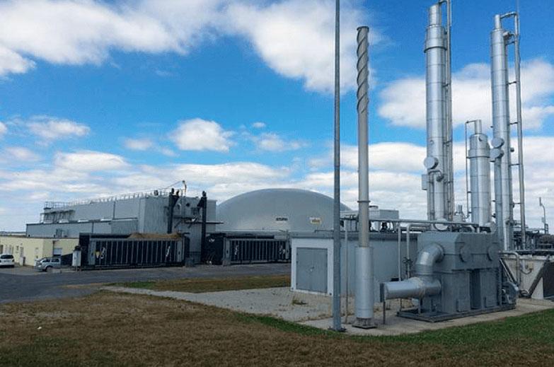 Купить готовый бизнес в Германии биогазовая установка
