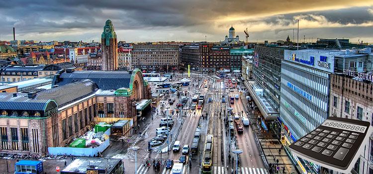 услуги бухгалтера в Финляндии