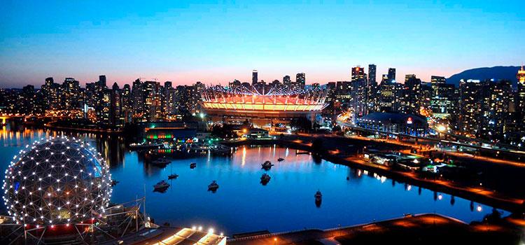 инвестирование и персонал в Ванкувере