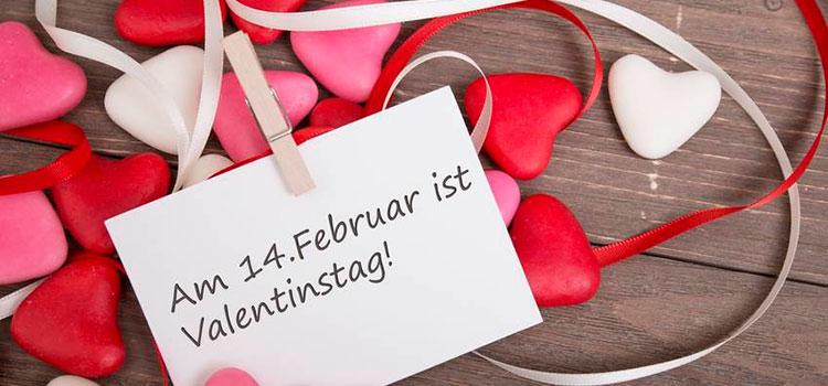 День Святого Валентина в Германии в Берлине