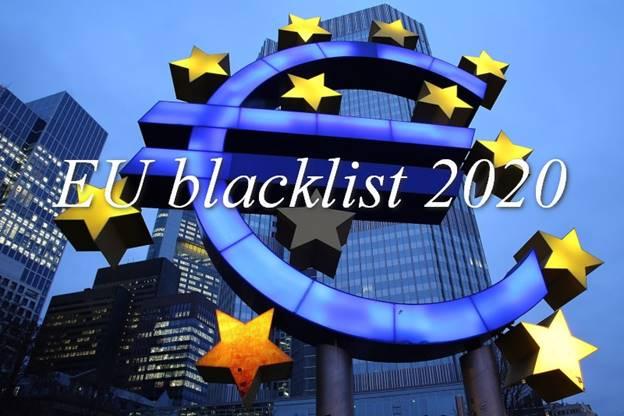 Чёрный список ЕС снова расширяется в 2020 году