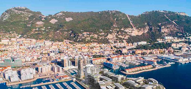 компании в Гибралтаре и открытие счета в британском
