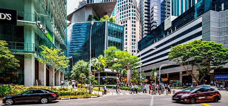как осуществляется регистрация компании в Сингапуре