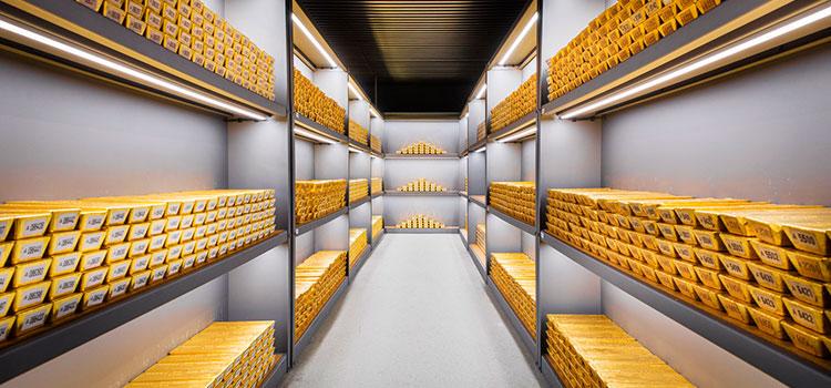 4 правила по хранению физического золота