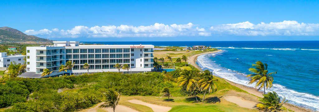 отель Hilton на Карибах