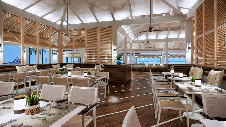 Карибский отель