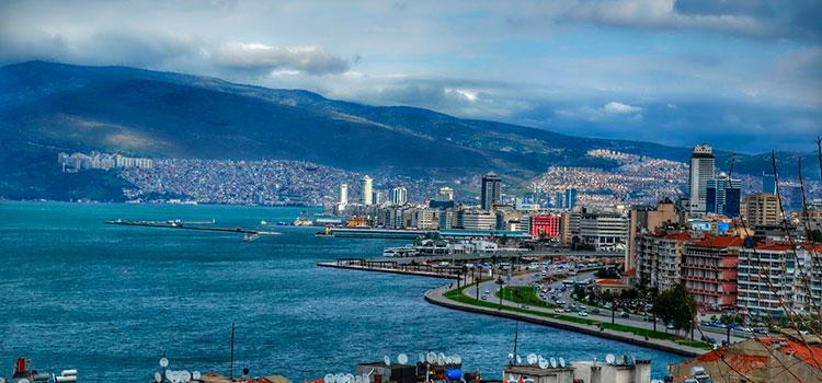 жизнь, работа, инвестиции в Измире