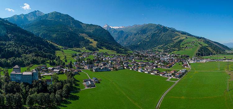 Высокодоходный семейный отель в Австрии
