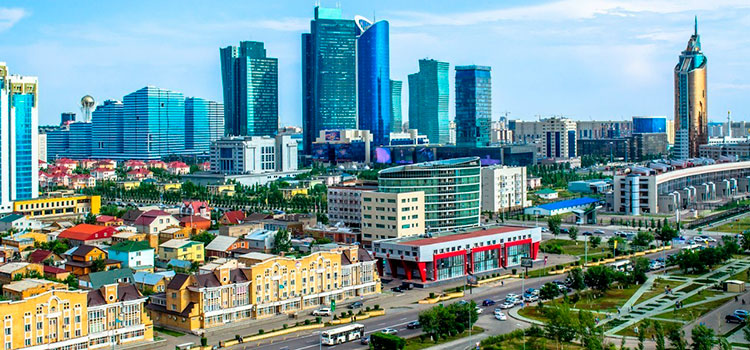 Регистрация компании в Казахстане с корпоративным банковским счетом – 1600  EUR