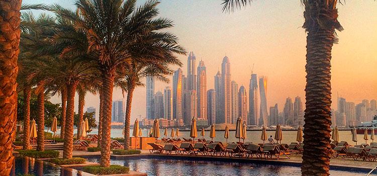счет в банке Арабских Эмиратов