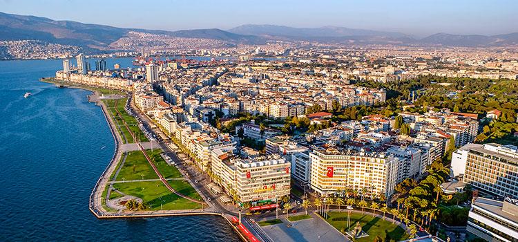 Ведение бизнеса в Измире