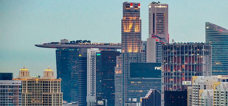 открыть компанию в Сингапуре со счётом в банке Белиза