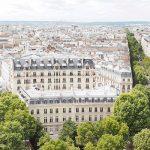 Апартаменты в «Золотом треугольнике» в столице Франции
