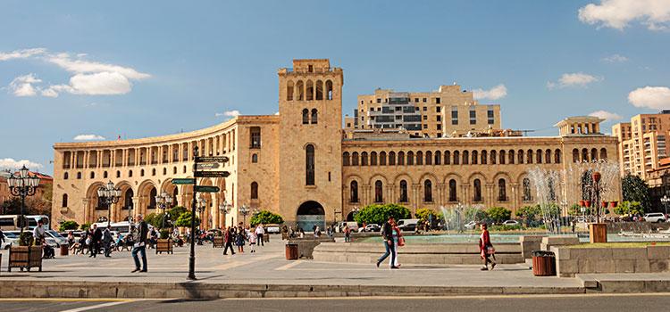 переехать в Армению на ПМЖ