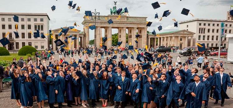учиться и переехать в Германию на ПМЖ