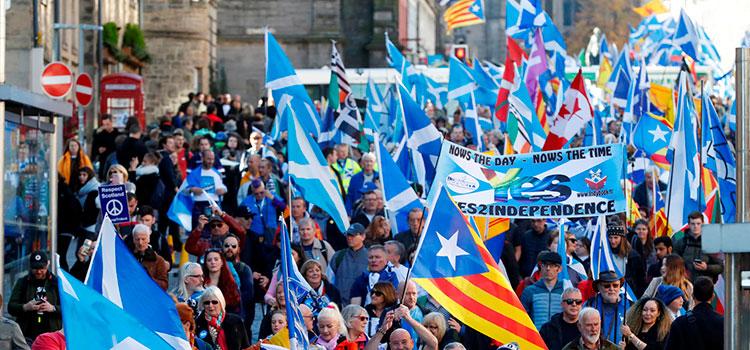 Попытка вернуться в ЕС: шотландский референдум