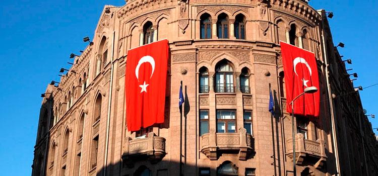 Открыть счет в банке Турции