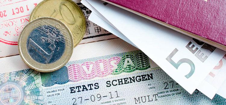 получения шенгенской визы на 5 лет