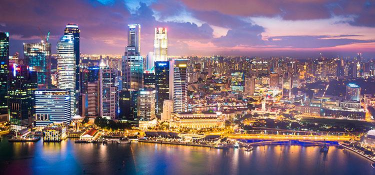 компания в Сингапуре в 2020