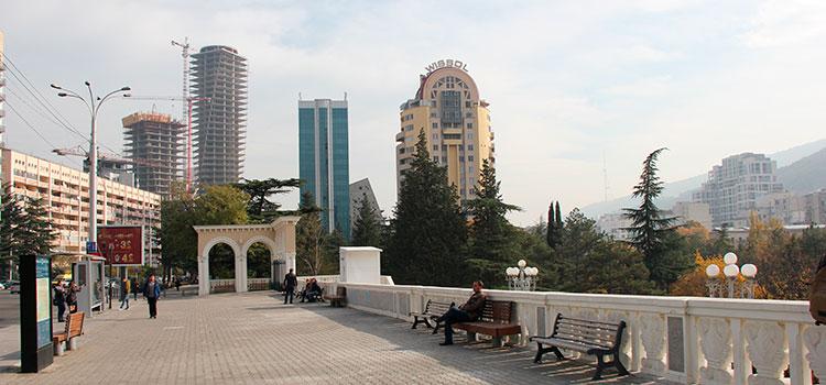 Аренда апартаментов в элитном районе Тбилиси