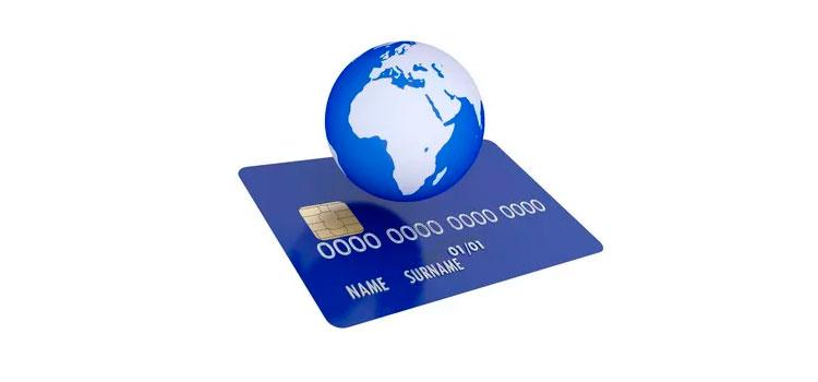 выбрать страну и банк для открытия счета