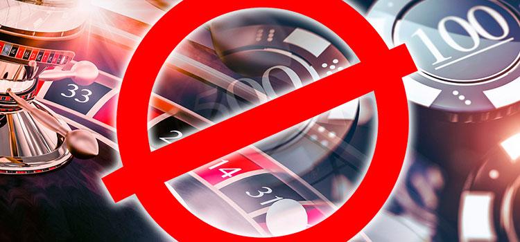 Запрет казино игровые автоматы под mac os