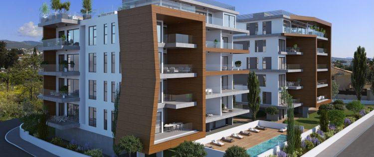 апартаменты Кипр