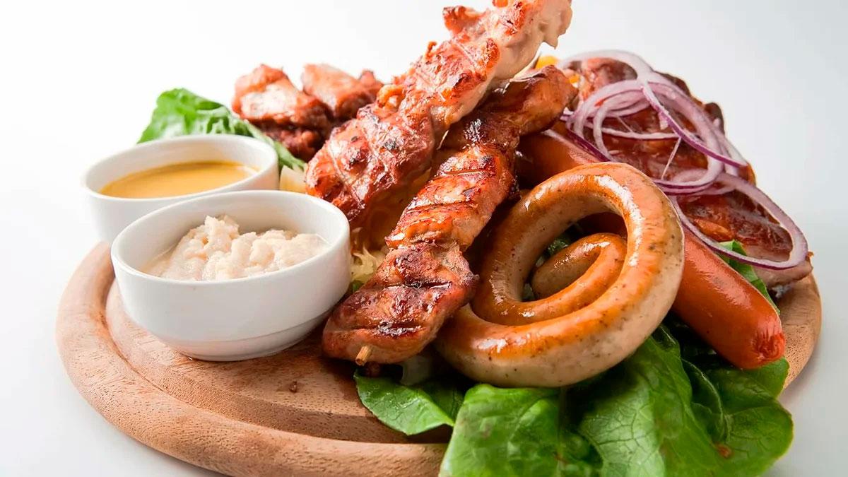 питания и блюдами немецкой кухни
