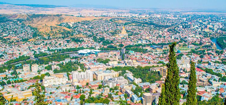 Недвижимость в историческом центре Тбилиси