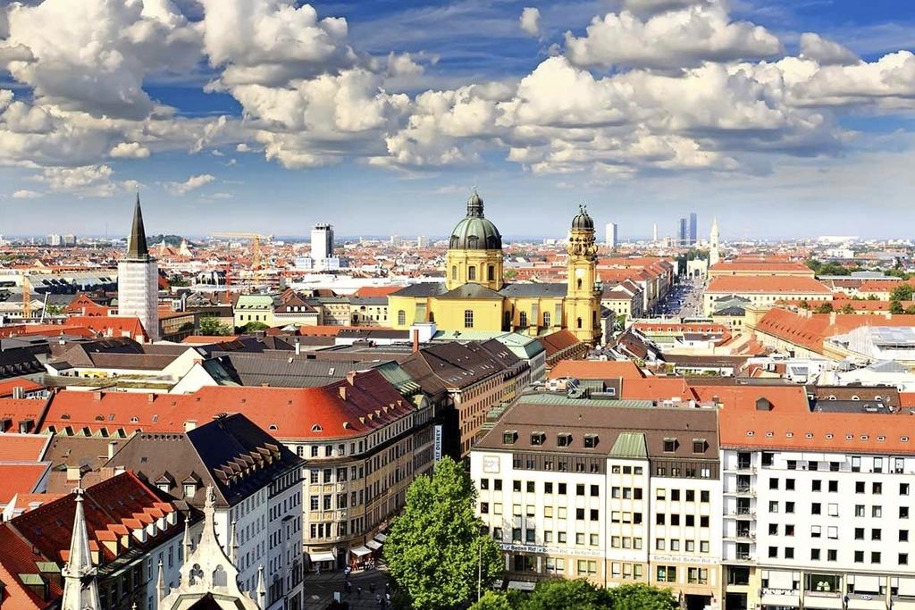 аренды жилья в Мюнхене