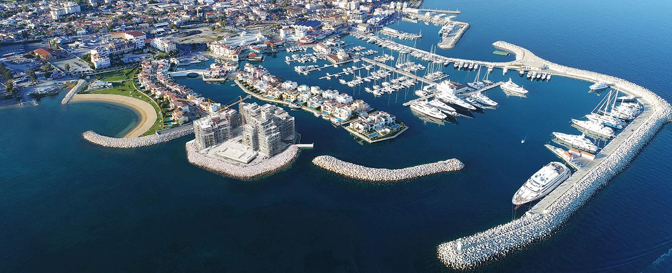 элитные апартаментына острове в Средиземном море