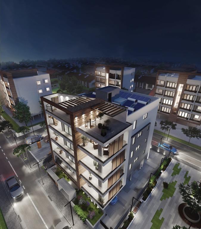 Премиальные апартаменты в Лимассоле