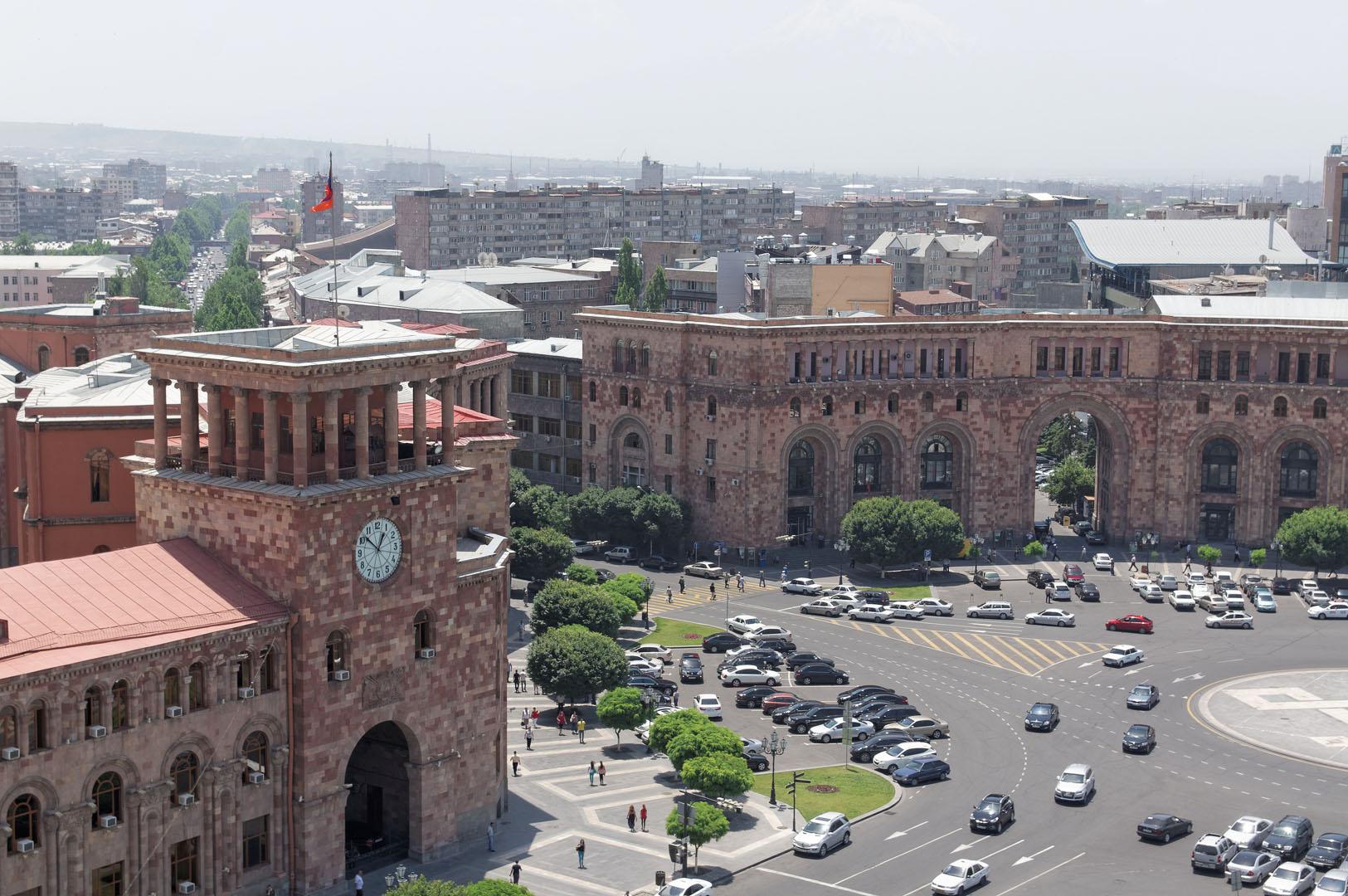 зарегистрировать компанию в Армении