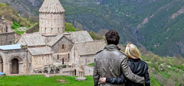 вирус повлияет на армянский туристический